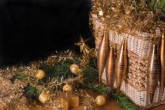 Het Stilleven van Kerstmis Royalty-vrije Stock Fotografie