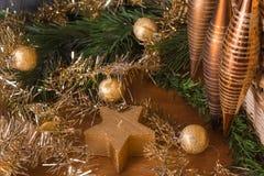 Het Stilleven van Kerstmis Royalty-vrije Stock Afbeelding