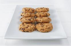 Het stilleven van koekjeskoekjes stock foto's
