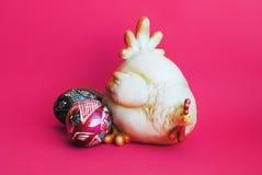 Het stilleven van Pasen Stock Foto