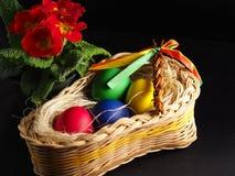 Het stilleven van Pasen Stock Afbeelding