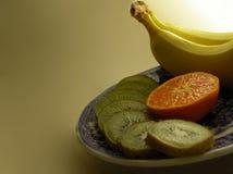 Het stilleven van vruchten Stock Fotografie