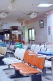 Het stoelziekenhuis stock fotografie