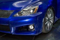 Het stootkussen van de auto royalty-vrije stock foto's