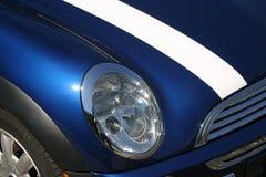Het Stootkussen van de sportwagen Royalty-vrije Stock Afbeeldingen