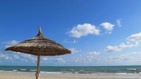 Het strand Stock Foto's