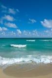 Het strand Stock Foto