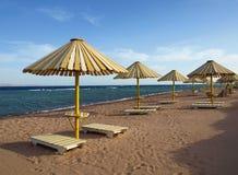 Het strand Royalty-vrije Stock Foto