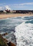 Het Strand Australië van Bondi Stock Afbeelding
