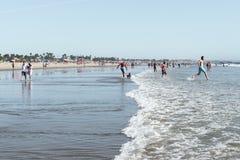 Het Strand Californië van Venetië Royalty-vrije Stock Fotografie