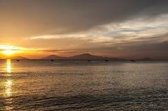 Het strand dichtbij Hoi An Royalty-vrije Stock Afbeelding
