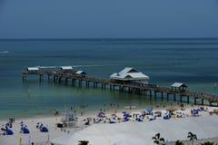 Het Strand Florida van Clearwater Royalty-vrije Stock Foto's