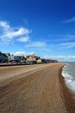 Het strand Kent van de overeenkomst Stock Fotografie