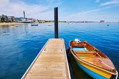 Het strand Massachusetts van Cape Cod Provincetown Royalty-vrije Stock Afbeeldingen