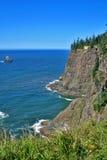 Het Strand Oregon van het kanon royalty-vrije stock fotografie