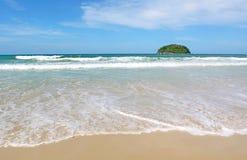 Het strand phuket Thailand van Kata Stock Foto's