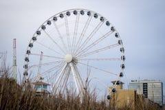 Het Strand Skywheel van de mirte Stock Afbeelding