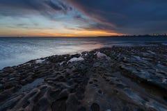 Het strand Sydney, Australië van La perouse Royalty-vrije Stock Fotografie