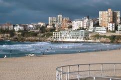 Het Strand Sydney van Bondi Royalty-vrije Stock Foto's