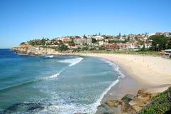 Het Strand Sydney van Bronte Stock Fotografie