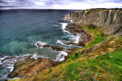 Het strand van Algorta Royalty-vrije Stock Fotografie
