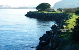Het Strand van Alki Royalty-vrije Stock Fotografie