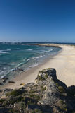 Het strand van Arniston Stock Afbeeldingen