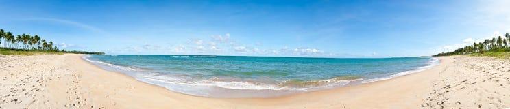 Het strand van Bahia Stock Afbeeldingen