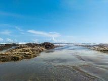 Het Strand van Bali royalty-vrije stock afbeeldingen