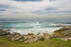 Het strand van Bondi Royalty-vrije Stock Fotografie
