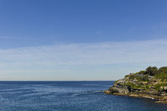 Het Strand van Bondi Royalty-vrije Stock Afbeelding