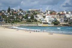 Het Strand van Bondi, Australië Royalty-vrije Stock Afbeeldingen