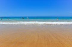 Het strand van Bondi, Sydney, Australië Stock Fotografie