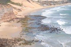 Het strand van Buzios Stock Fotografie