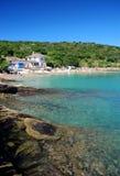 Het strand van Buzios Royalty-vrije Stock Fotografie