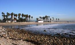 Het Strand van Cabrillo Royalty-vrije Stock Fotografie