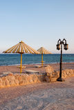 Het Strand van Dahab Royalty-vrije Stock Afbeelding