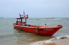 Het Strand van Danang, Vietnam Royalty-vrije Stock Fotografie