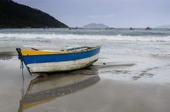 Het Strand van Danang, Vietnam Stock Afbeelding