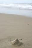 Het strand van de canon Stock Foto's