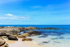 Het strand van de droom in Eiland Thailand Stock Fotografie