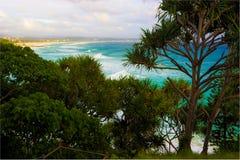 Het strand van de Hoofden van de tweed Royalty-vrije Stock Afbeeldingen