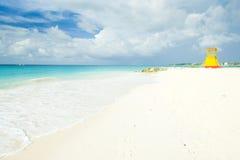 Het Strand van de onderneming royalty-vrije stock foto