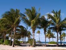 Het Strand van de toevlucht Royalty-vrije Stock Foto's