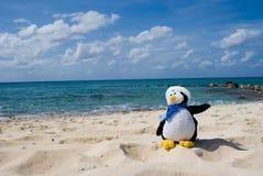 Het Strand van de vakantie Stock Foto's