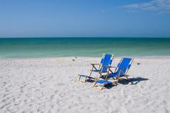 Het Strand van de Vakantie van de zomer royalty-vrije stock afbeeldingen