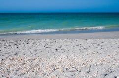 Het Strand van de Vakantie van de zomer stock afbeeldingen
