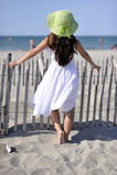 Het strand van de zomer Royalty-vrije Stock Afbeeldingen
