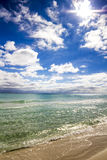 Het Strand van Destinflorida royalty-vrije stock fotografie