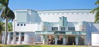 Het Strand van Fillmore Miami stock afbeelding